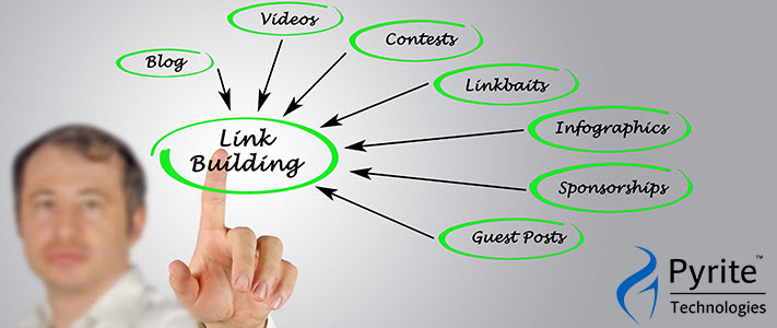 Link building ranking factor