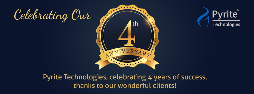 Celebrating Our 4th Successful Anniversary on Digital Marketing
