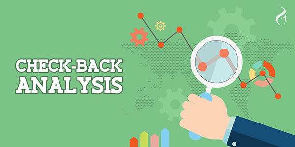 check-back-analysis