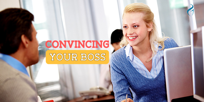 convincing boss on content marketing