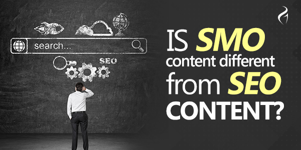 Is SMO content different from SEO content?