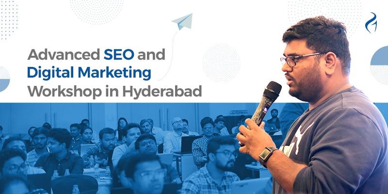 Digital Marketing Workshop in Hyderabad by Pyrite Technologies and SEMrush